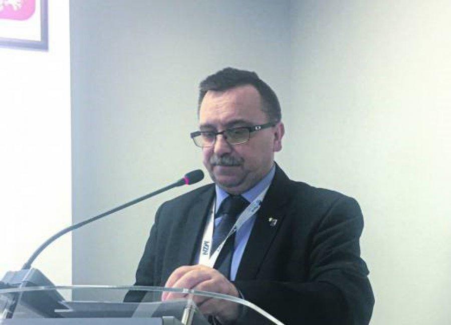 Idzie nowe. Wiesław Pałubski przestał być szefem gminnej spółki MZN