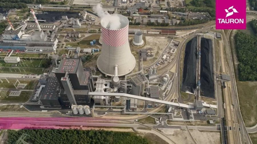 Nowy blok w elektrowni w Jaworznie mógł wylecieć w powietrze