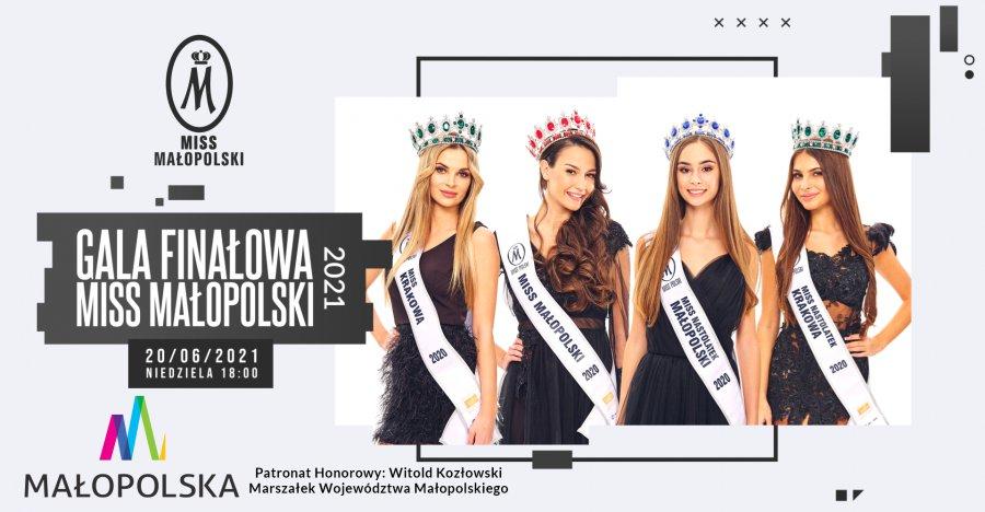 20 czerwca wybory Miss Małopolski. Gala w Centrum Kongresowym ICE Kraków (ZDJĘCIA)