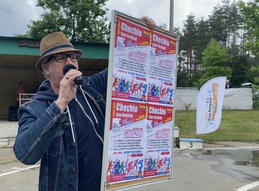 Zebrali 3 tysiące podpisów na Chechło Live Festival