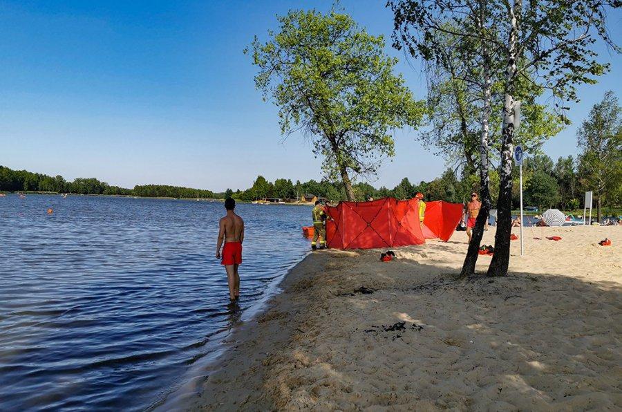 Mieszkaniec Trzebini utonął w wodach Sosiny w Jaworznie
