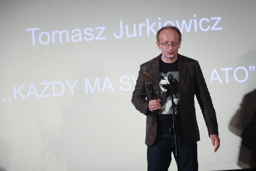 Film Tomasza Jurkiewicza z trzema Jantarami! Za szczerość, prawdę i subtelność