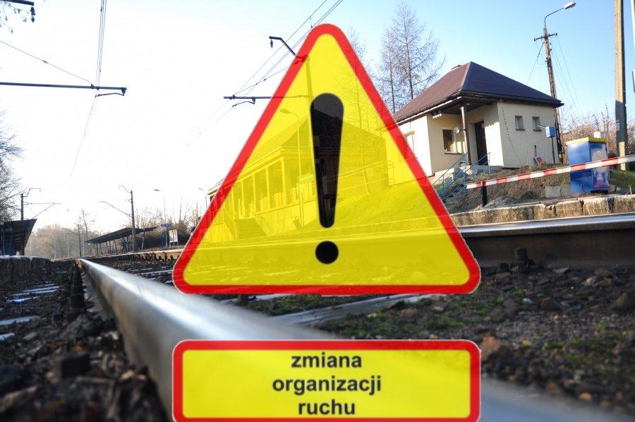 Przejazd kolejowy będzie zamknięty dłużej