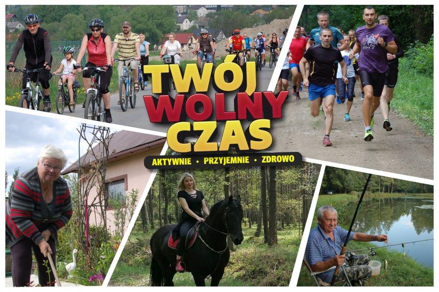 """TWÓJ WOLNY CZAS  z tygodnikiem """"Przełom"""" i portalem przelom.pl"""