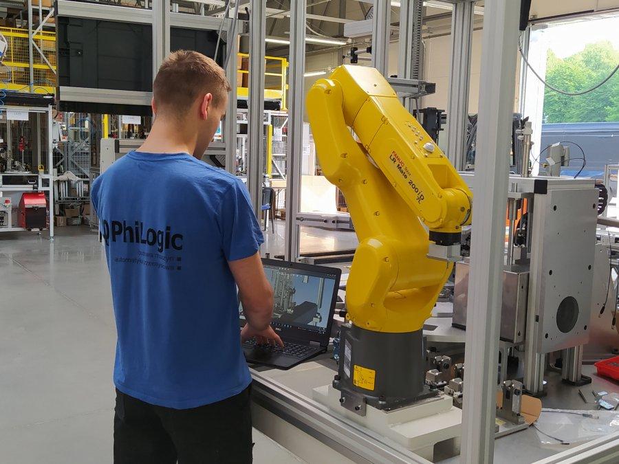 Roboty rodem z Chrzanowa