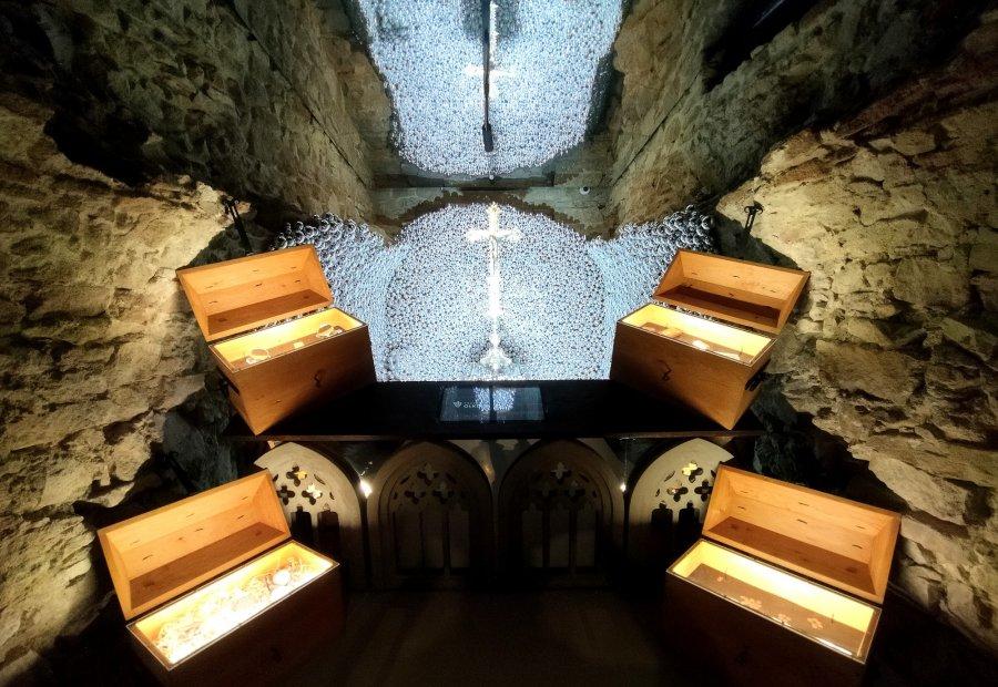 Podziemia w Olkuszu i zamek Rabsztyn w nowej odsłonie. Dobra wycieczka na weekend (ZDJĘCIA, WIDEO)