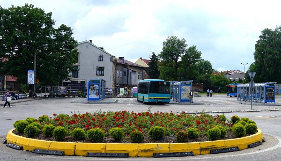 Jaki jest pomysł na budowę nowego dworca autobusowego w Chrzanowie?