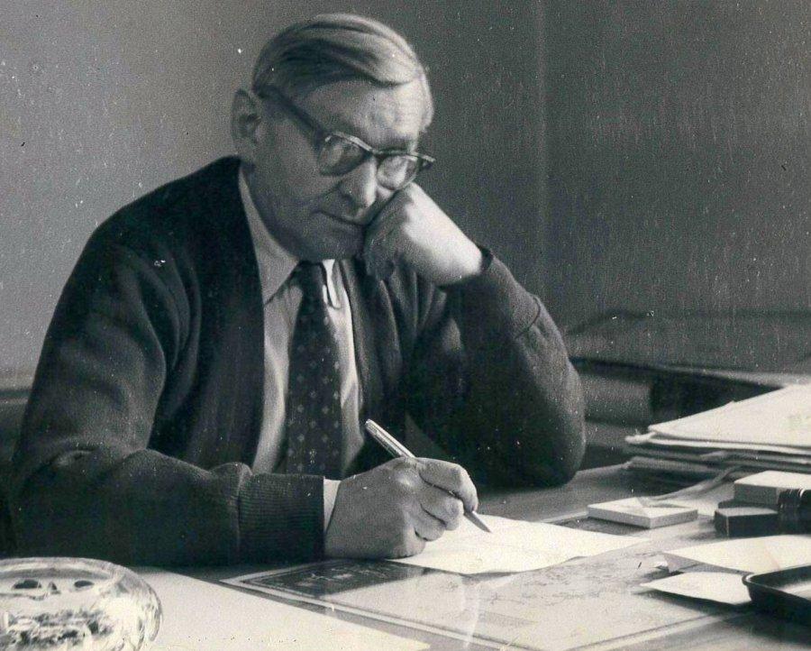 Artysta, który ocalił skarby Wieliczki