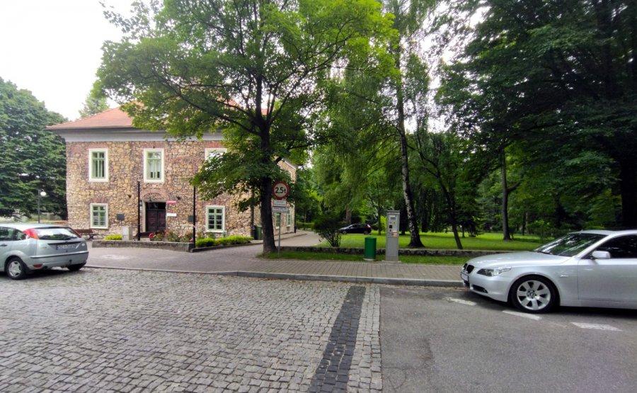Rozpoczynają się badania w pobliżu Muzeum w Chrzanowie. Będą wykopy