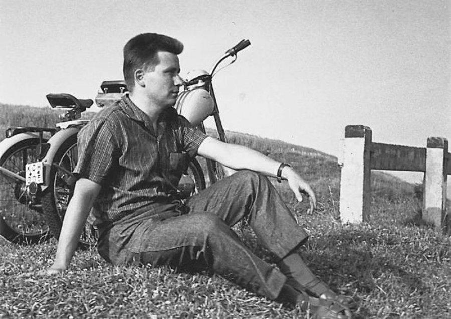 BRONISŁAW PIWCZYK (1937 - 2020). Był człowiekiem radosnym i opiekuńczym