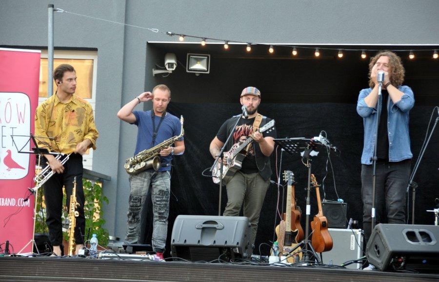 Kraków Street Band dał czadu w Chrzanowie (WIDEO, ZDJĘCIA)