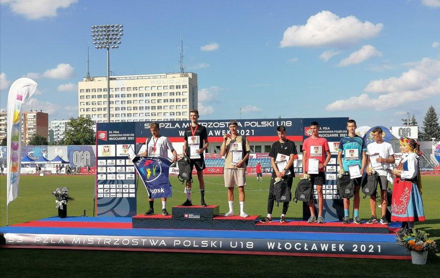 Zawodnik z Trzebini zajął szóste miejsce w mistrzostwach Polski