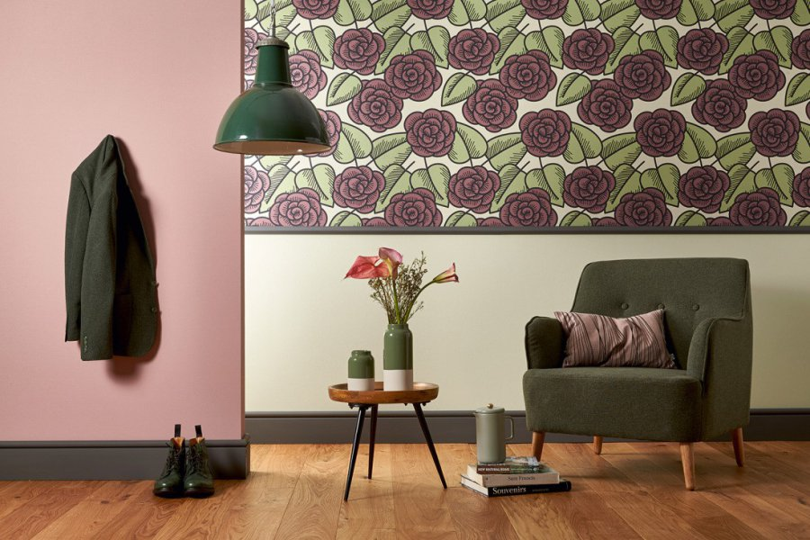 Jak dobrze wybrać tapetę dekoracyjną?