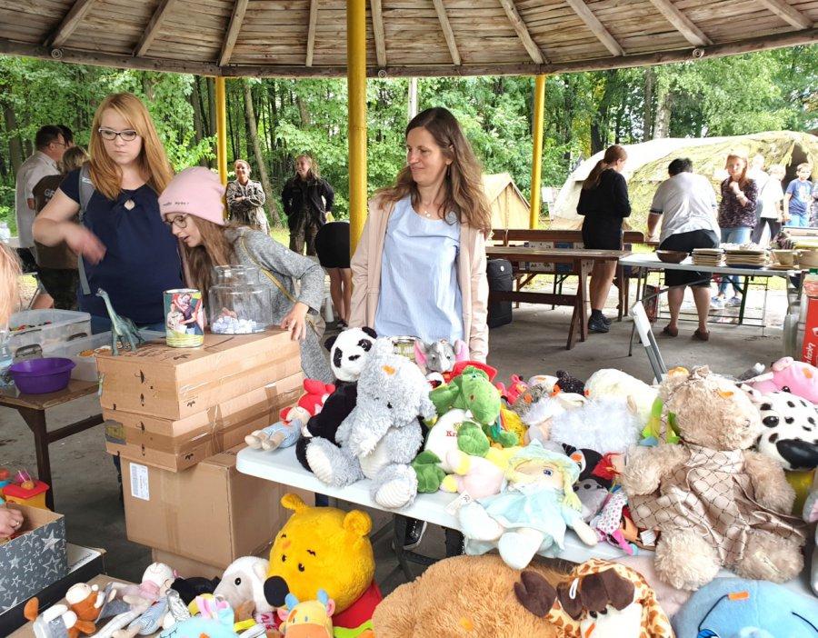 Warto pomagać. Piknik charytatywny dla Janka w Balinie (WIDEO, ZDJĘCIA)