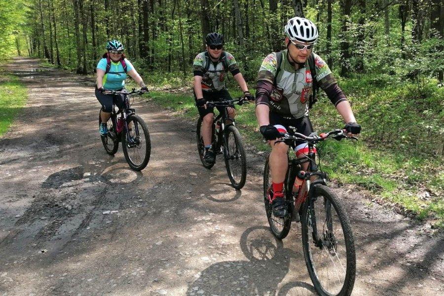 Zielona pętla Chrzanowa. Propozycja rowerowej wycieczki