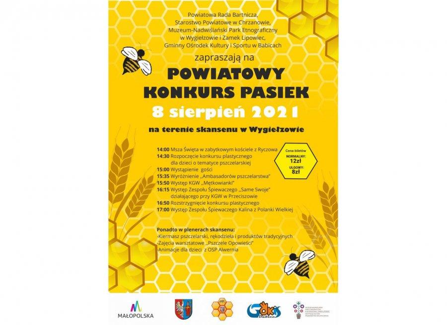 Ambasadorzy pszczelarstwa pojawią się w skansenie w Wygiełzowie