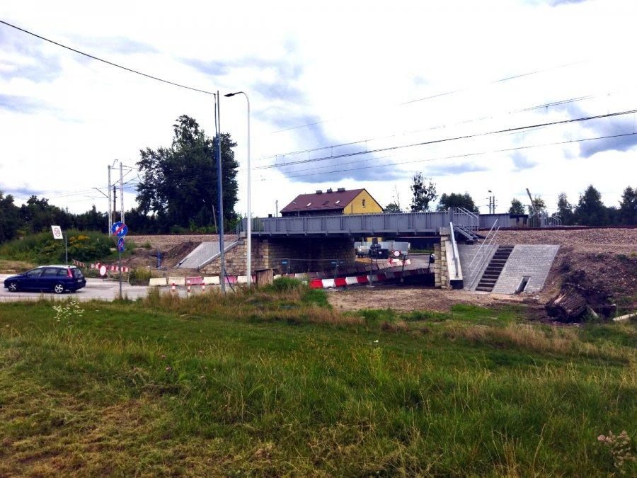 Kradzież przy okazji modernizacji linii kolejowej w Chrzanowie