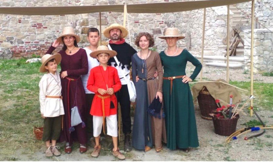 Średniowieczne pokazy na zamku Tenczyn. Warto zobaczyć!