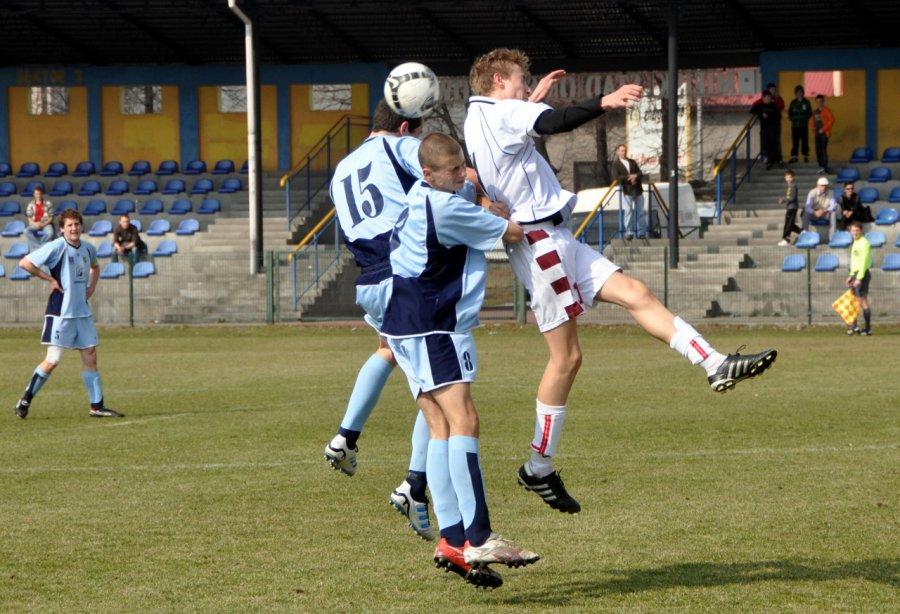 Dziewięć lat temu Adam Buksa strzelił trzy gole na stadionie w Trzebini, dziś może zagrać z Anglią