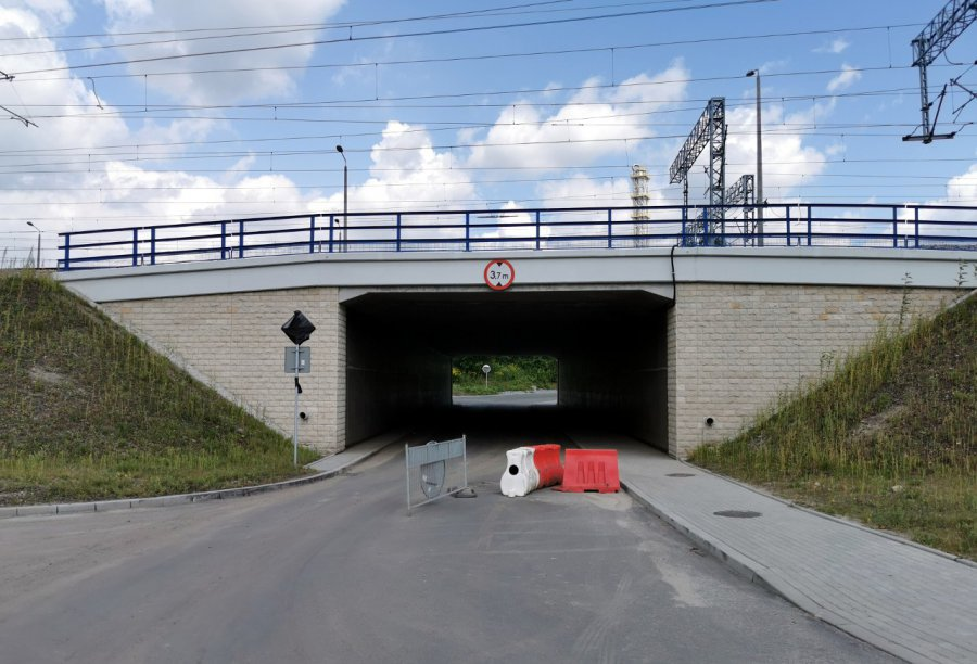 Co hamuje otwarcie wiaduktów kolejowych w Trzebini i Chrzanowie
