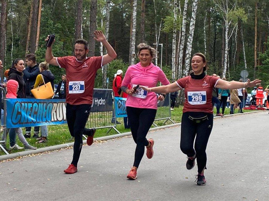 Chechło Run 2021. Wystartowało 250 uczestników! (ZDJĘCIA, WIDEO)