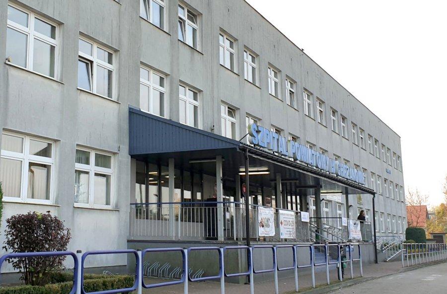 Koronawirus w szpitalu. Zamknięto dwa oddziały