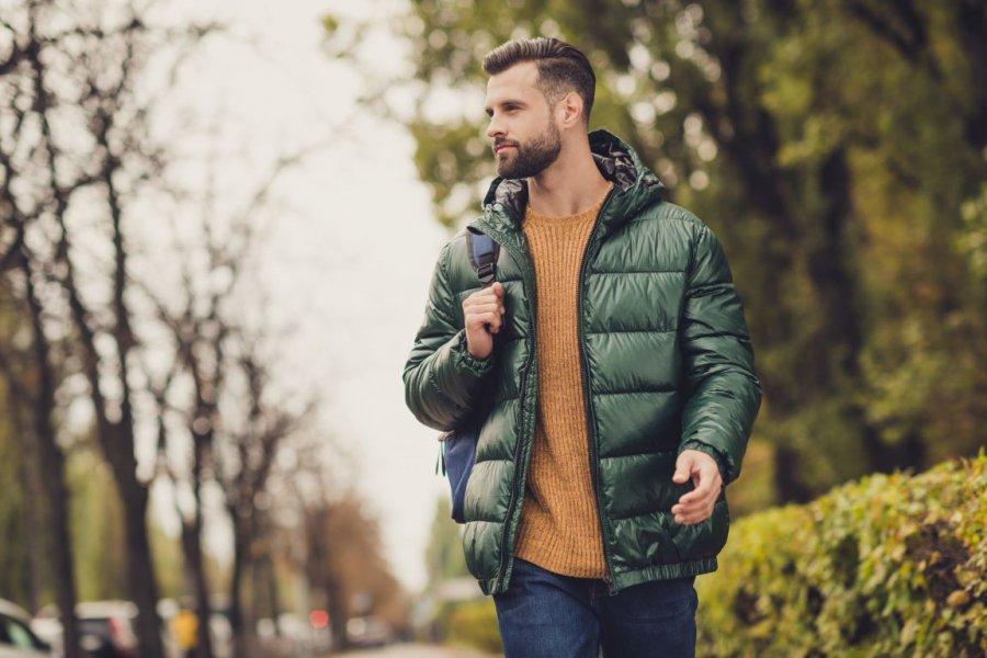 Jak wybrać kurtkę puchową do miasta?