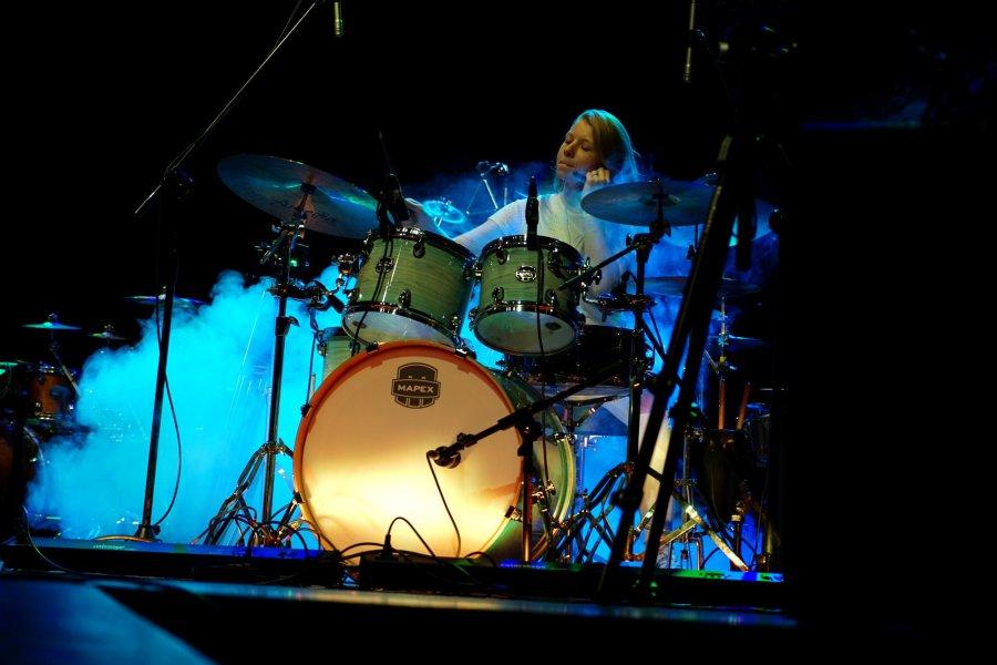 Caban Drummer Fest w Chrzanowie. Są kobiety, które uwielbiają gary (WIDEO, ZDJĘCIA)
