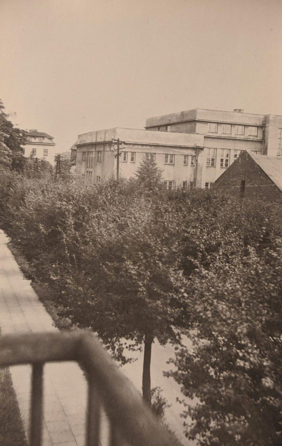 Tak wyglądało Powiatowe Centrum Kształcenia Ustawicznego w Chrzanowie 65 lat temu