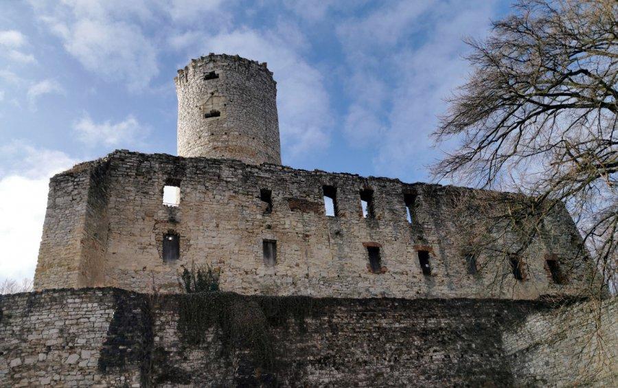 Kiedy ponownie będziemy mogli zwiedzać zamek Lipowiec?