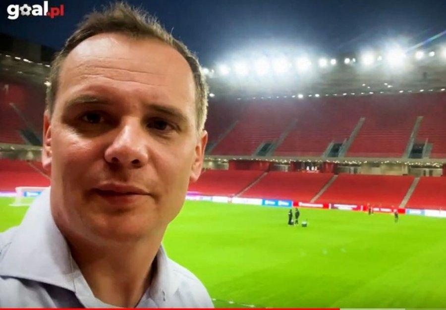Trzymajcie kciuki za naszych piłkarzy. Zobaczcie, jakie nastroje panują przed meczem w Albanii (WIDEO)
